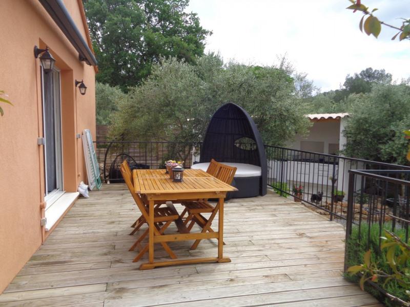 Sale house / villa Entrecasteaux 315000€ - Picture 8