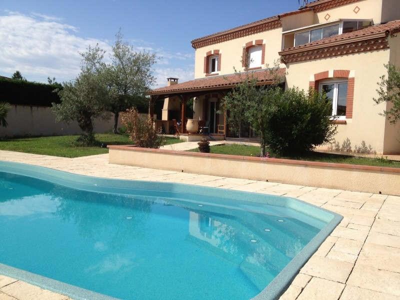 Sale house / villa St lys 458500€ - Picture 1