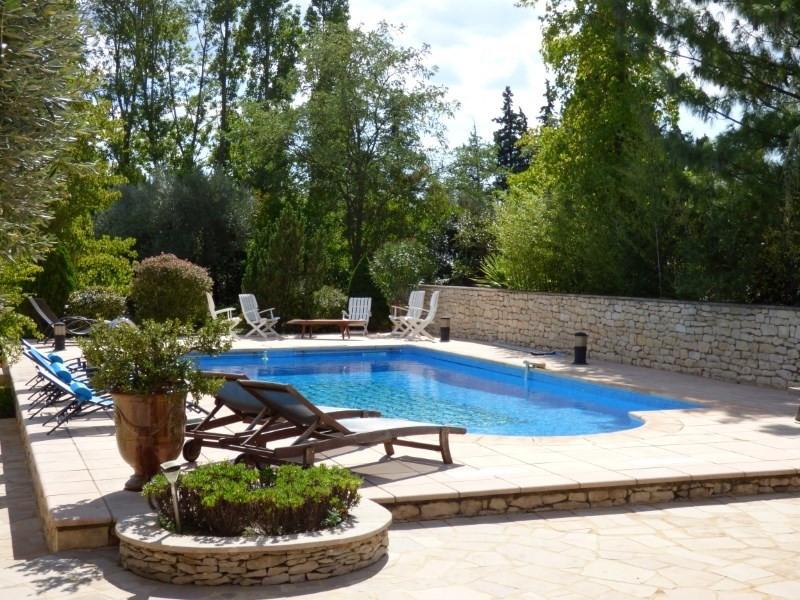 Immobile residenziali di prestigio casa Uzes 1275000€ - Fotografia 2