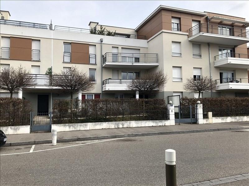 Rental apartment Strasbourg 640€ CC - Picture 1