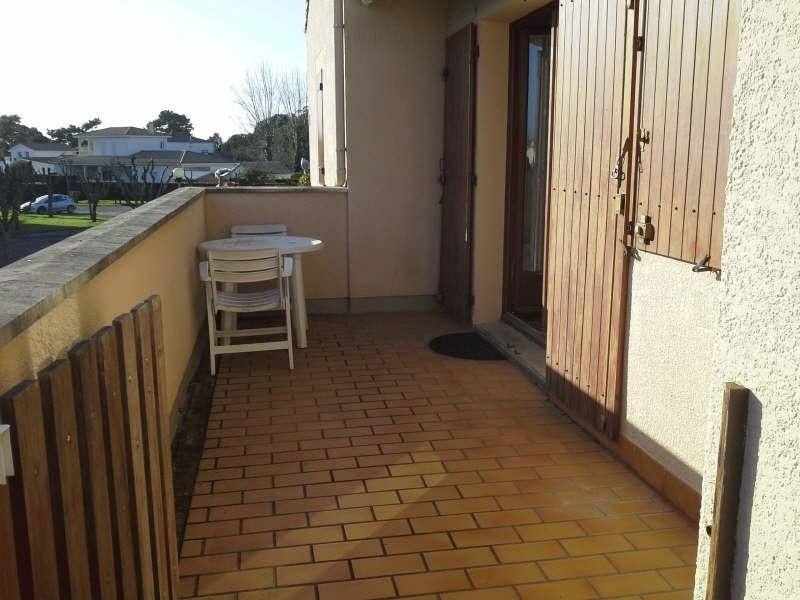 Sale apartment Vaux sur mer 117000€ - Picture 1
