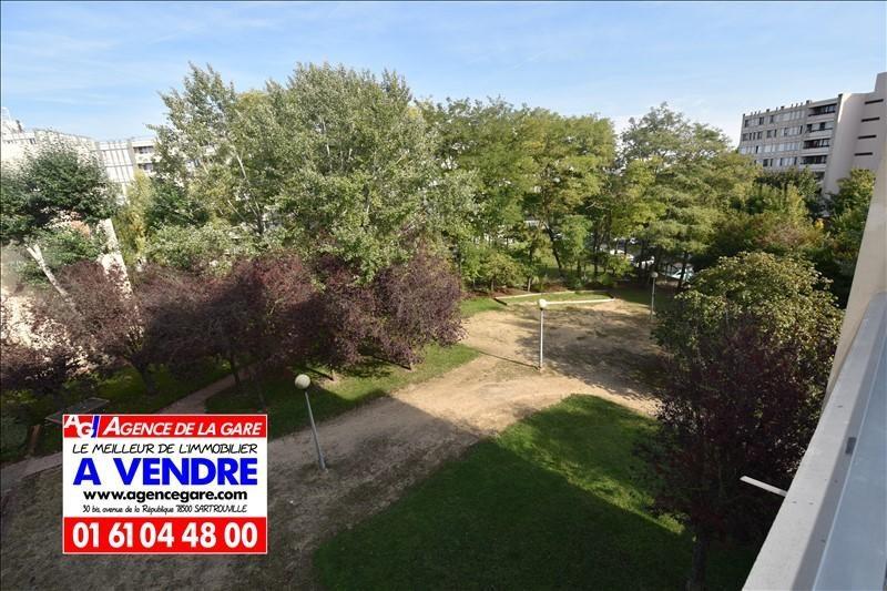 Vente appartement Sartrouville 173500€ - Photo 1