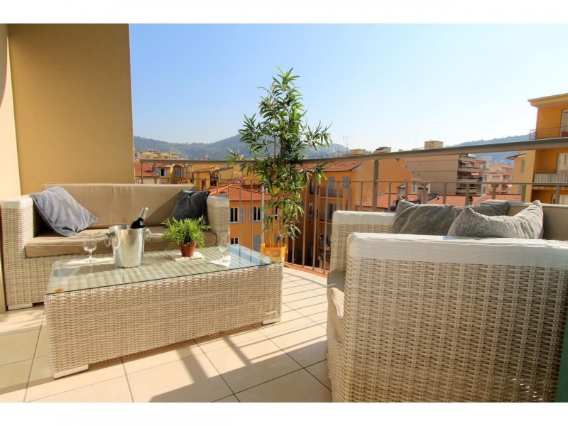 Investment property apartment Nice 385 000€ - Picture 2