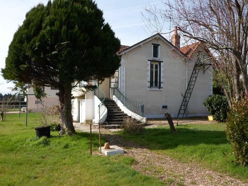 Vente maison / villa Chatres sur cher 85000€ - Photo 4