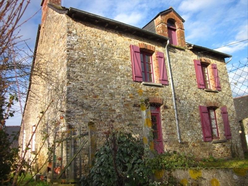 Vente maison / villa Bain de bretagne 91800€ - Photo 3
