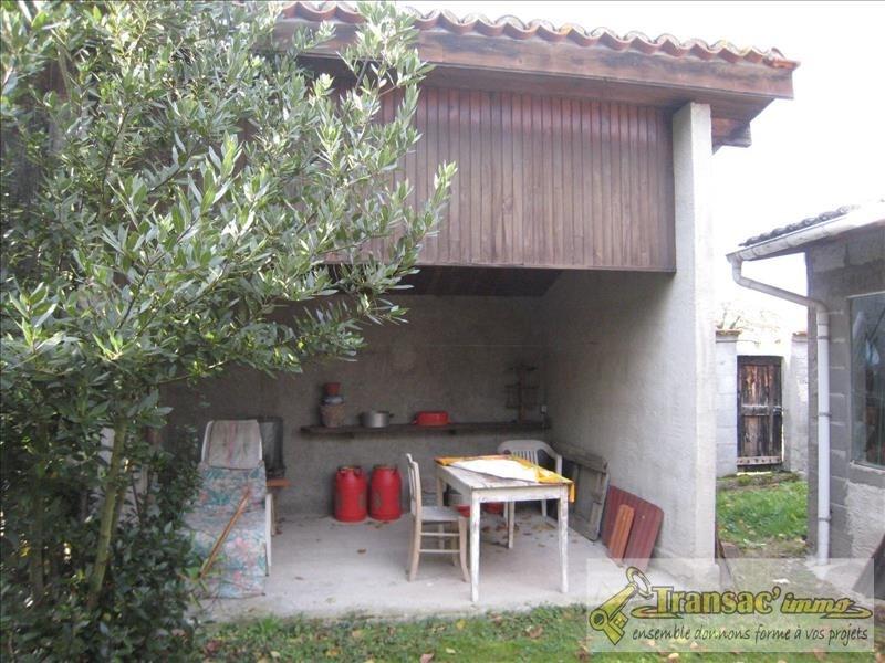 Sale house / villa Puy guillaume 128400€ - Picture 9