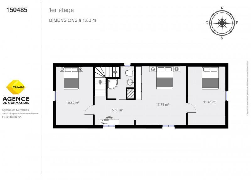 Vente maison / villa La ferte-frenel 150000€ - Photo 7