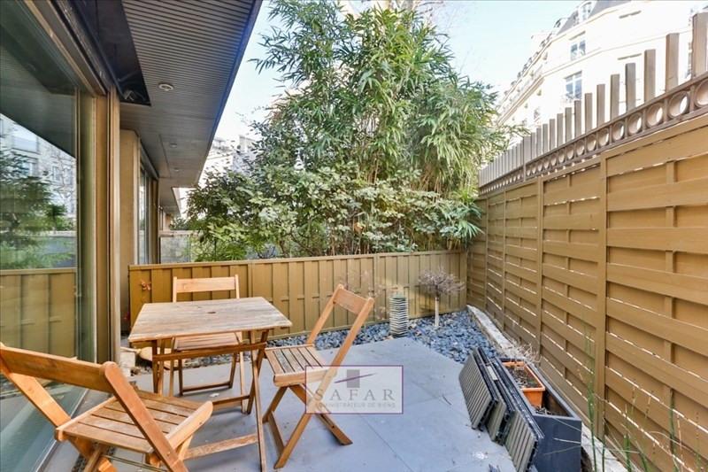 Vente de prestige appartement Paris 16ème 2180000€ - Photo 5