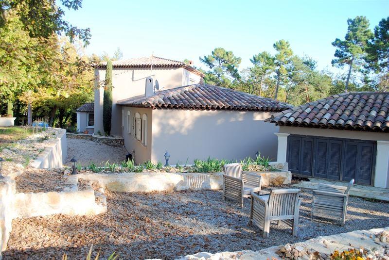 Revenda residencial de prestígio casa Montauroux 949000€ - Fotografia 12