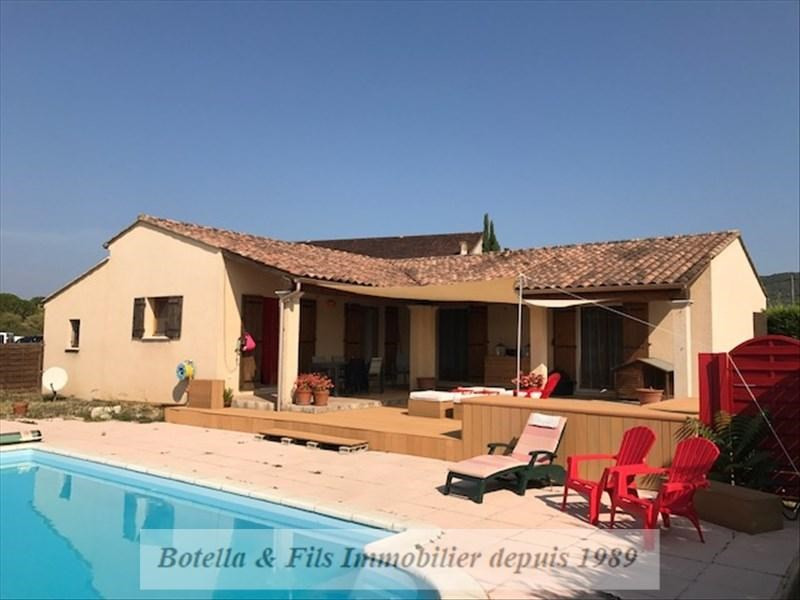 Venta  casa Goudargues 275600€ - Fotografía 1