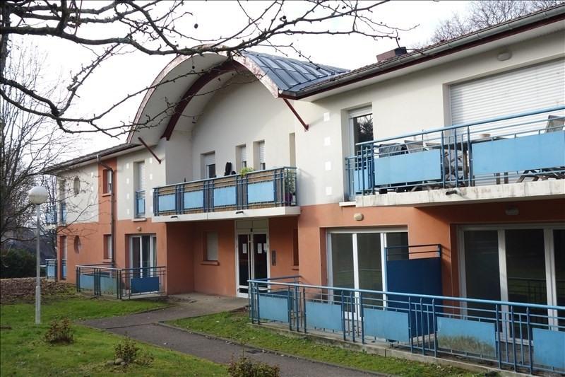 Produit d'investissement appartement Pau 113400€ - Photo 1