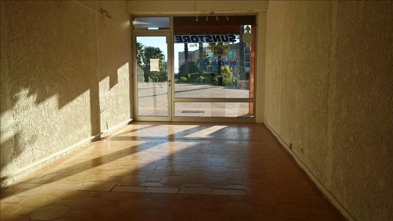 Rental empty room/storage Londe les maures 570€ +CH/ HT - Picture 2