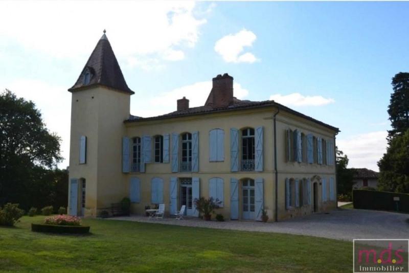 Deluxe sale chateau Toulouse est 30 mn 1160000€ - Picture 1