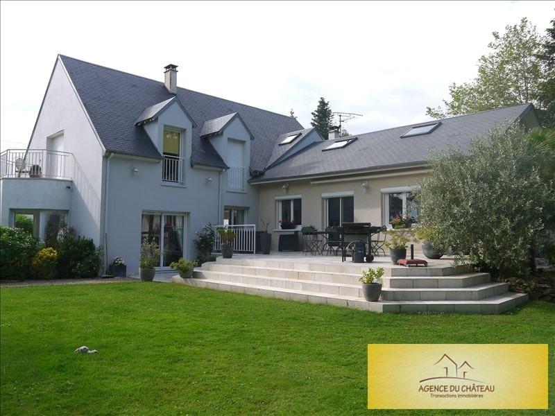 Vendita casa Breval 517000€ - Fotografia 1