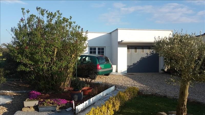 Sale house / villa Jussy 263750€ - Picture 5