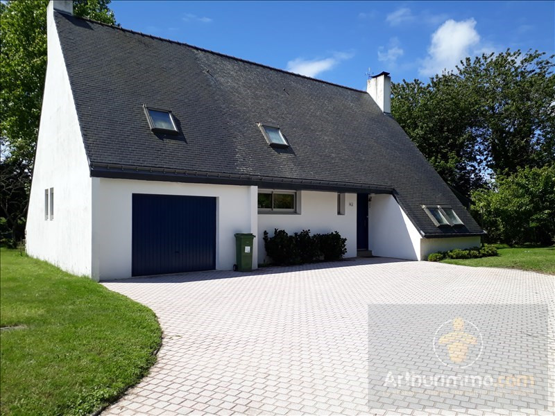 Sale house / villa Brech 314 700€ - Picture 1
