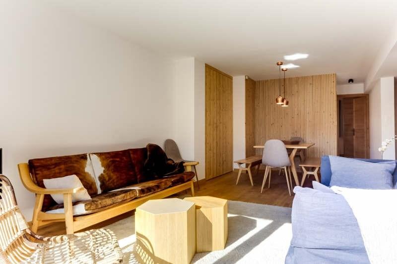 Deluxe sale apartment Meribel 1120000€ - Picture 2