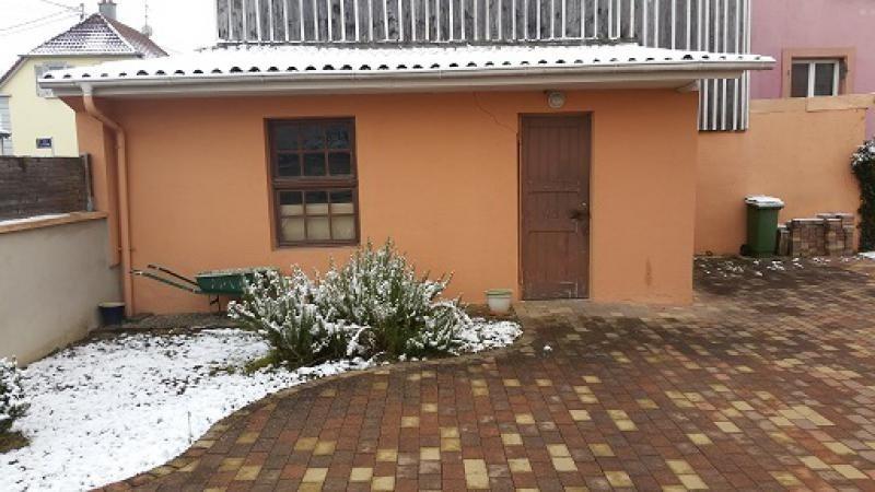 Venta  casa Wittenheim 265000€ - Fotografía 5