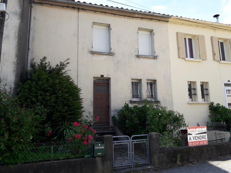 Vente maison / villa Labastide-rouairoux 70000€ - Photo 1