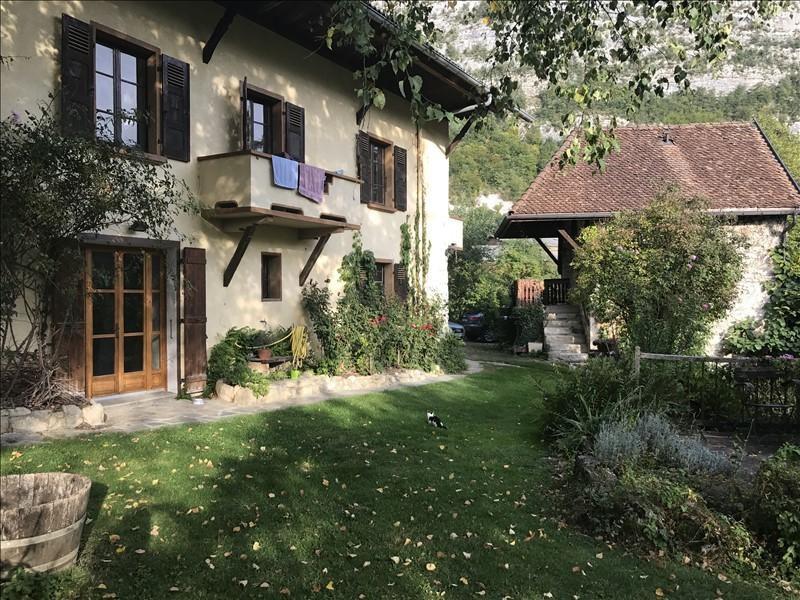 Vente de prestige maison / villa Dingy st clair 598000€ - Photo 1
