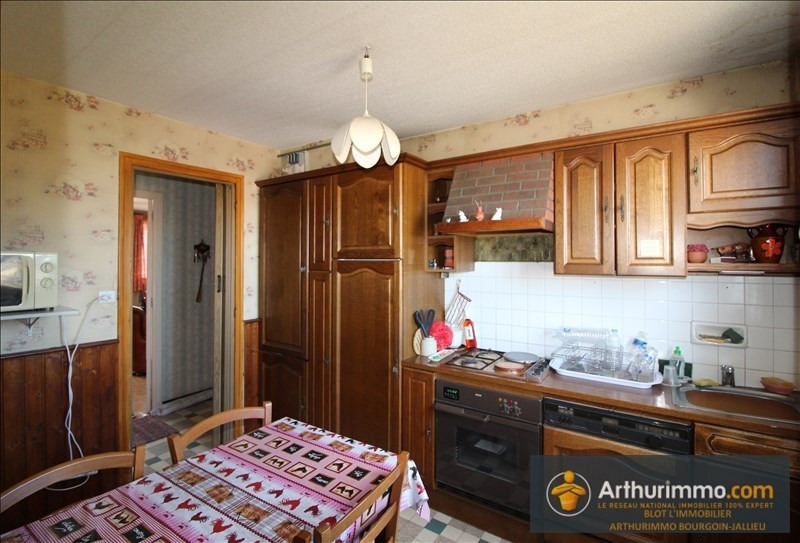 Sale apartment Bourgoin jallieu 79 000€ - Picture 4