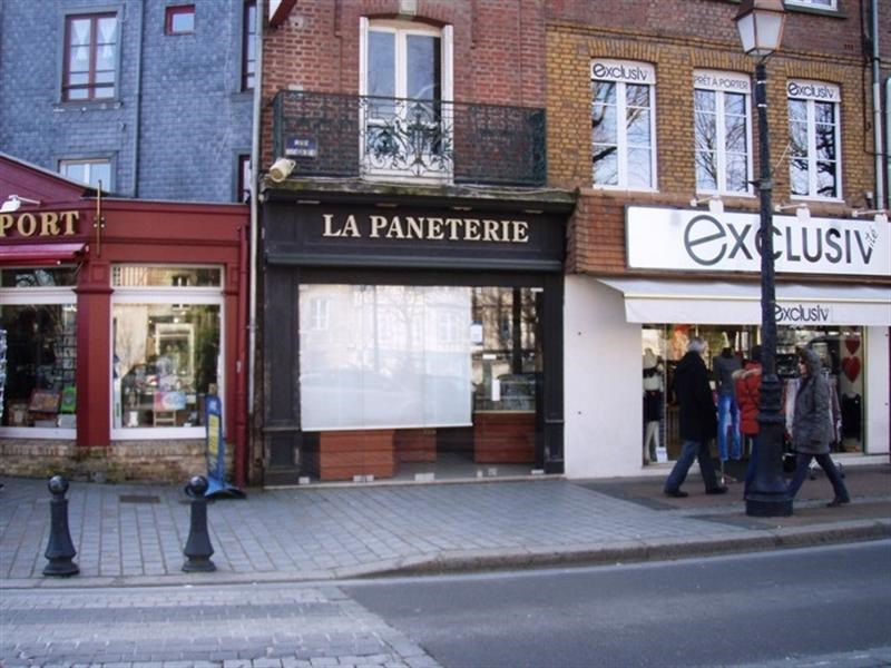 Rental shop Honfleur 1 300€+chHT - Picture 7
