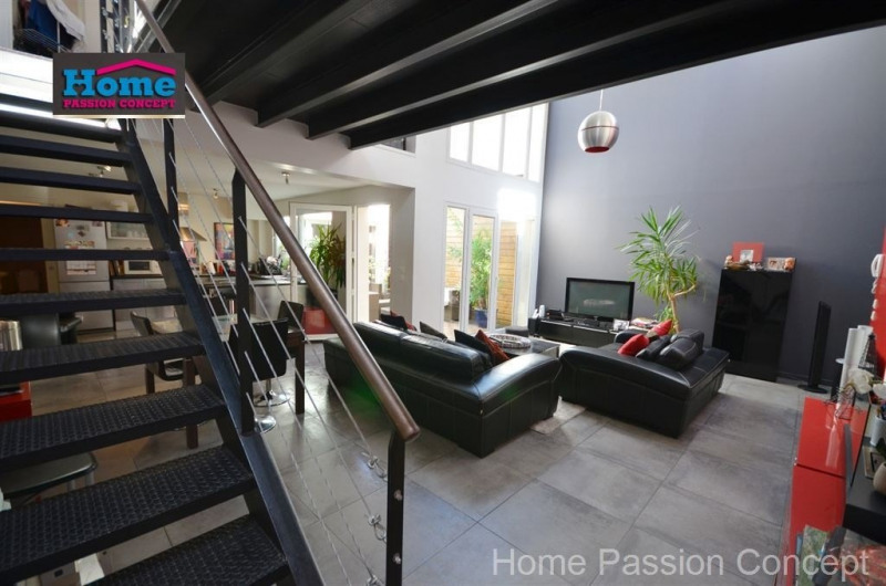 Sale loft/workshop/open plan Nanterre 728 000€ - Picture 2