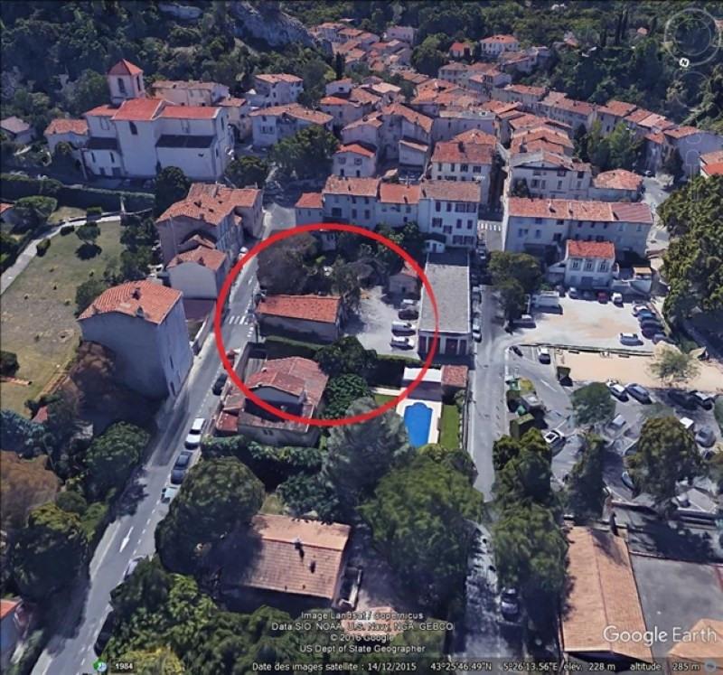 Vente terrain Simiane collongue 390000€ - Photo 1