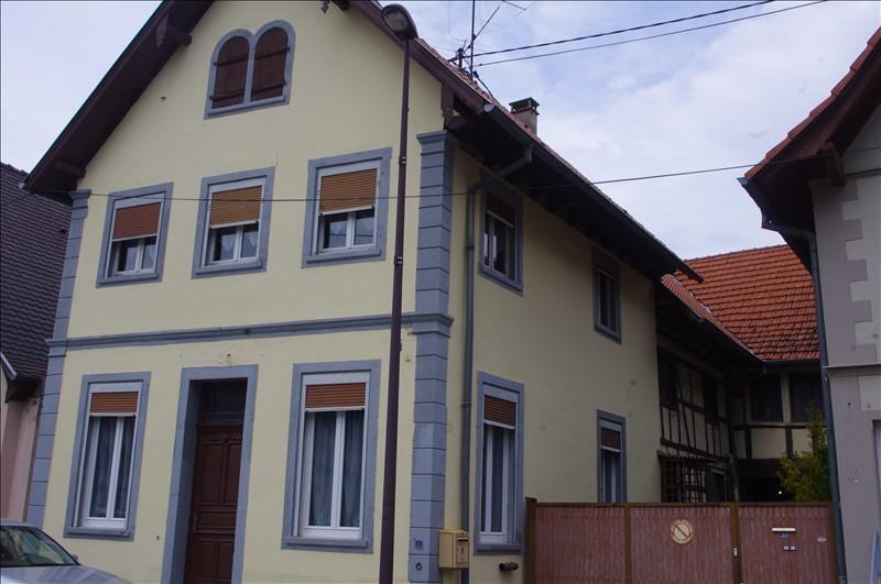 Vente maison / villa Mittelhausen 243800€ - Photo 1