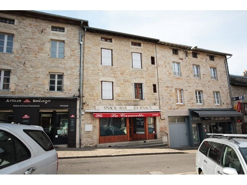 Sale building St julien chapteuil 135 000€ - Picture 1