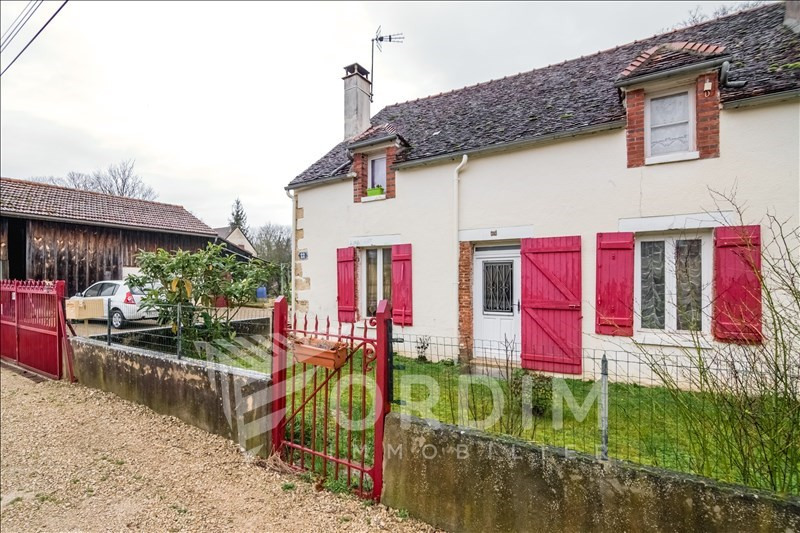 Vente maison / villa Ervy le chatel 133 500€ - Photo 10