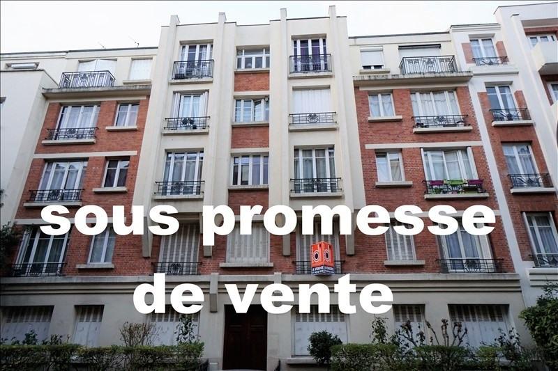 Venta  apartamento Asnieres sur seine 168000€ - Fotografía 1
