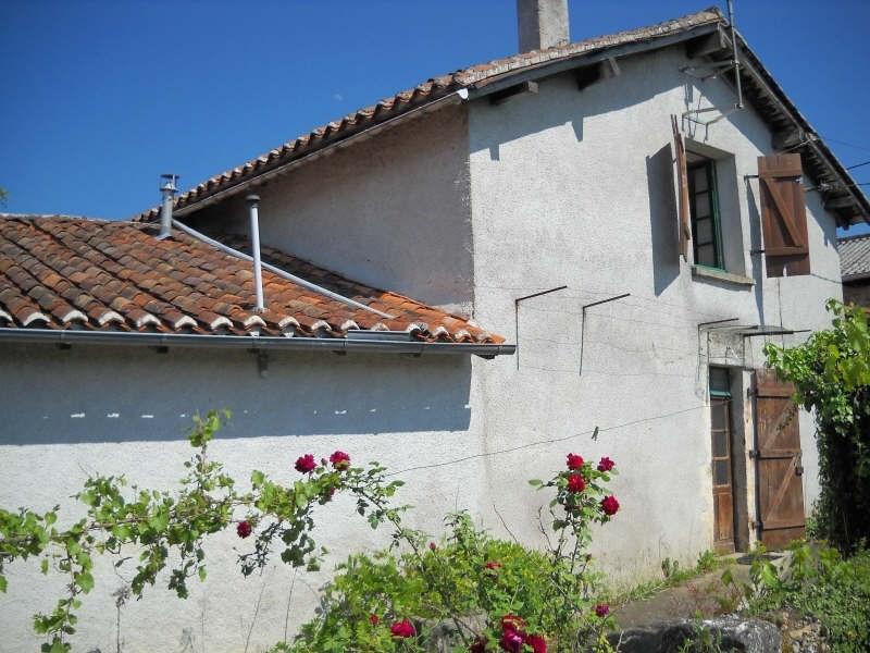 Vente maison / villa Lussas  et nontronneau 104900€ - Photo 1