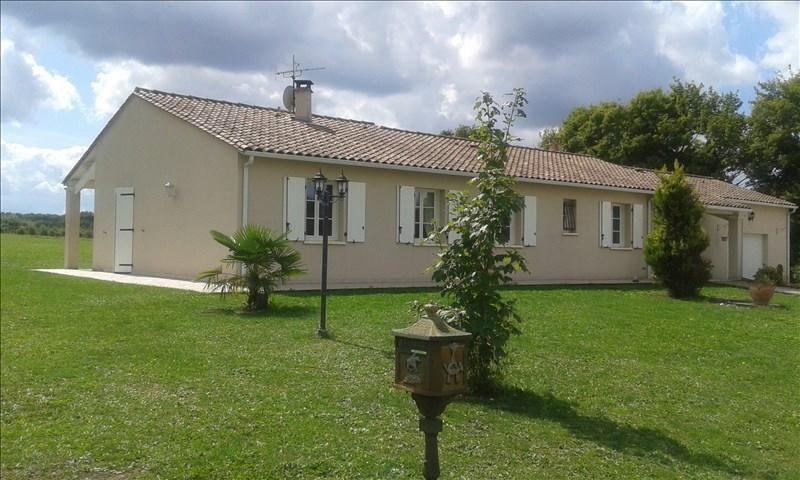Vente maison / villa Tusson 183000€ - Photo 2