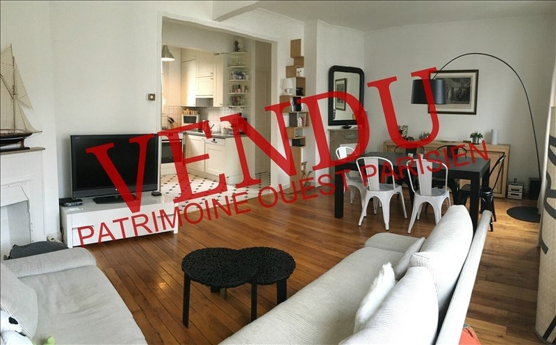 Sale apartment St germain en laye 555 000€ - Picture 1