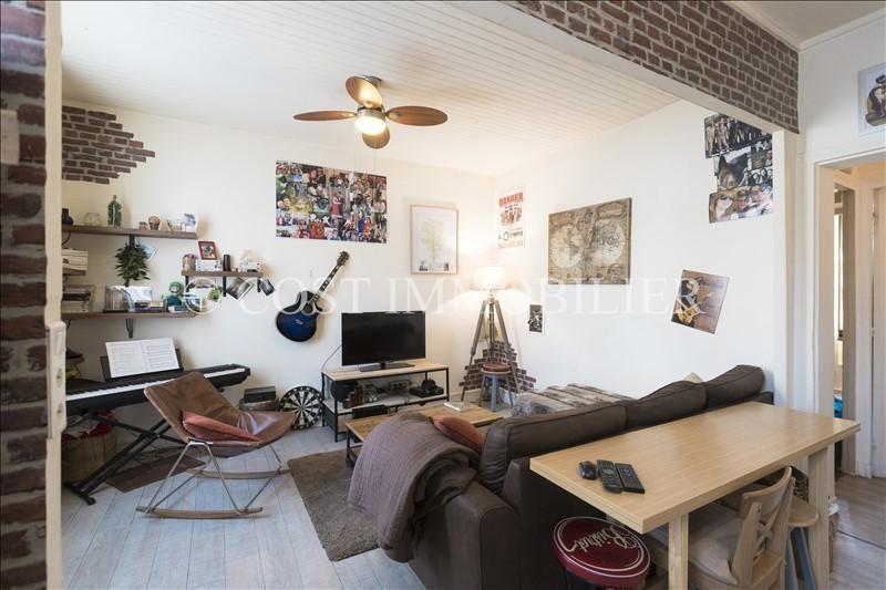 Venta  apartamento Asnieres sur seine 268000€ - Fotografía 1