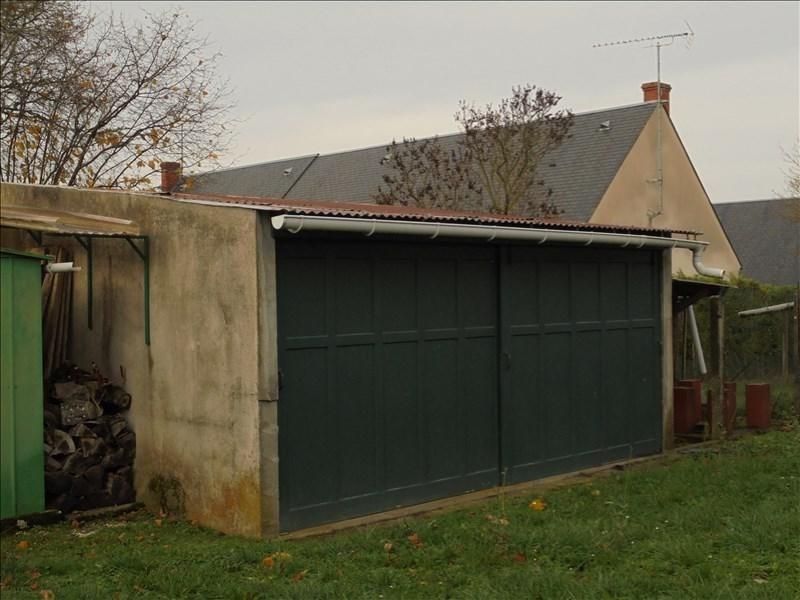 Sale house / villa Bonny sur loire 109000€ - Picture 8
