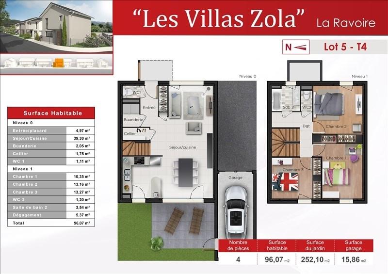 Sale house / villa La ravoire 299000€ - Picture 1