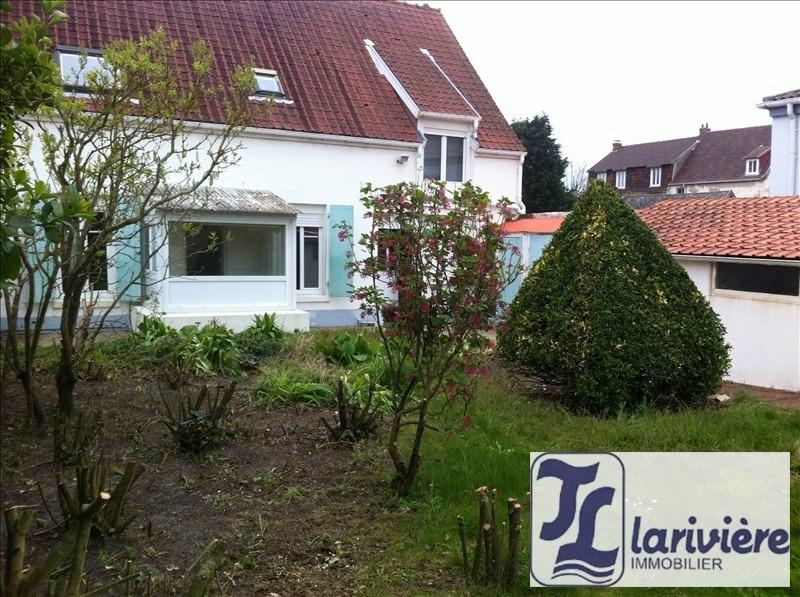 Vente maison / villa Ambleteuse 162750€ - Photo 1