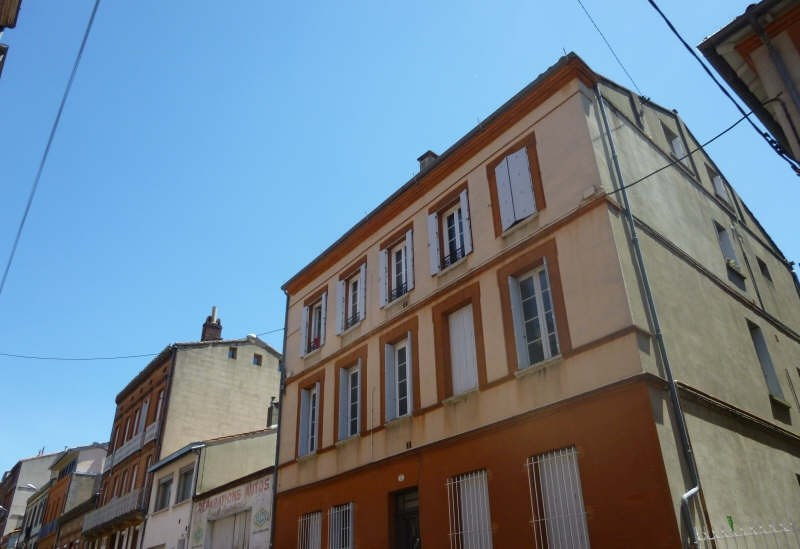 Rental apartment Toulouse 658€ CC - Picture 1