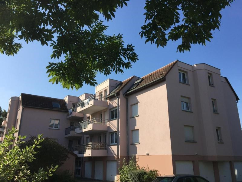 Sale apartment Truchtersheim 118 650€ - Picture 1