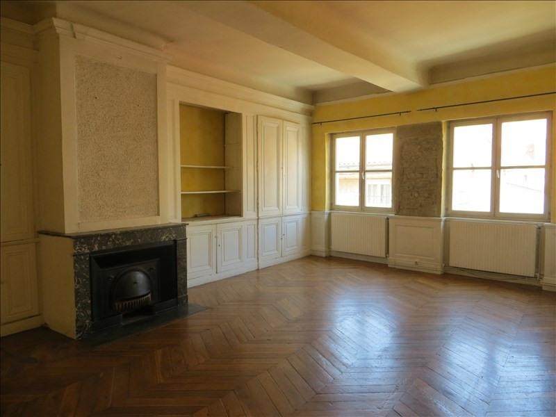 Revenda apartamento Lyon 1er 205000€ - Fotografia 1