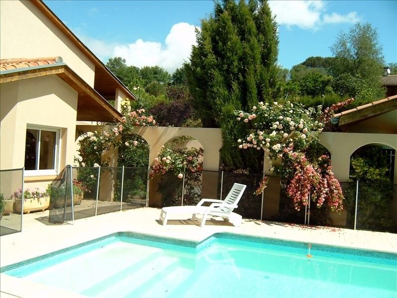 Deluxe sale house / villa Montastruc la conseillere 699000€ - Picture 1