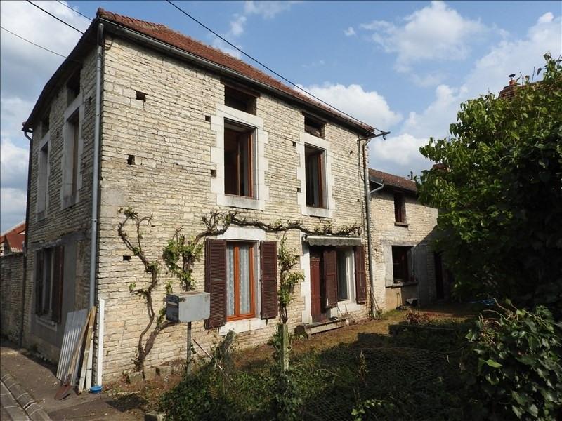 Vente maison / villa Village nord châtillonnais 65500€ - Photo 1
