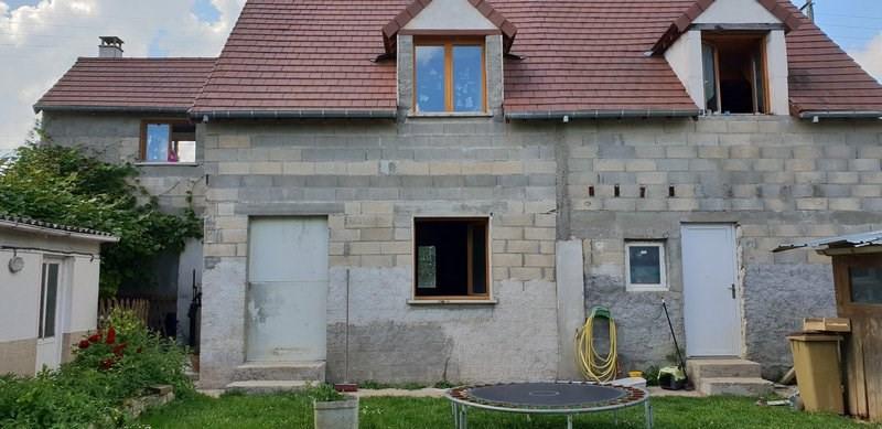 Vente maison / villa Serbonnes 111000€ - Photo 2