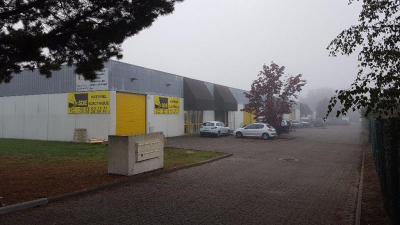 Location Local d'activités / Entrepôt Mérignac 0