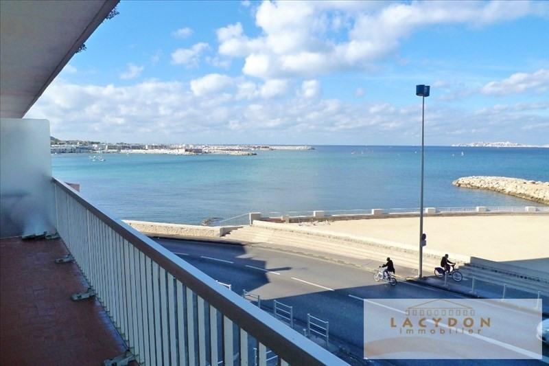 Rental apartment Marseille 8ème 780€ CC - Picture 1