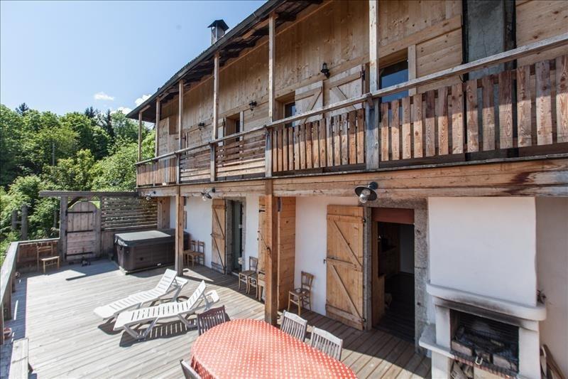 Investment property apartment Combloux 439000€ - Picture 3