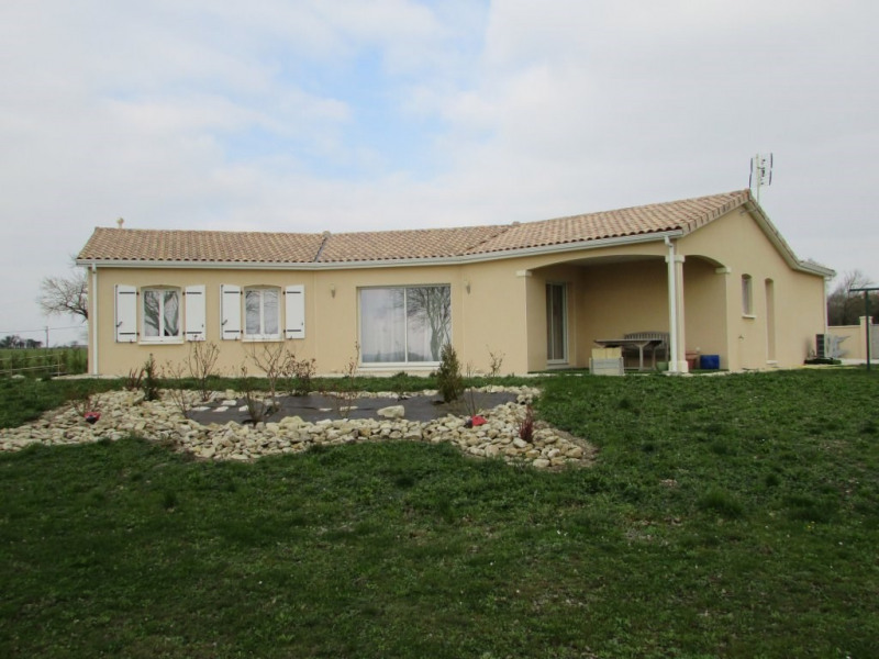 Vente maison / villa Aigre 195 000€ - Photo 1