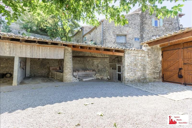 Vente maison / villa Mirmande 202 000€ - Photo 9